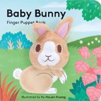 Yu-hsuan Huang - Baby Bunny: Finger Puppet Book (Little Finger Puppet Board Books) - 9781452156095 - V9781452156095