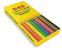 Chronicle Books - 642 Things to Draw Colored Pencils - 9781452156903 - V9781452156903