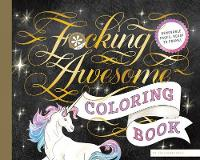 Calligraphuck - Fucking Awesome Coloring Book - 9781452159829 - V9781452159829