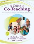 Thousand, Jacqueline S.; Villa, Richard A.; Nevin, Ann I. - Guide to Co-Teaching - 9781452257785 - V9781452257785