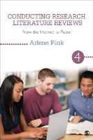 Fink, Arlene G. - Conducting Research Literature Reviews: From the Internet to Paper - 9781452259499 - V9781452259499