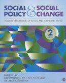 Jimenez, Jillian A., Pasztor, Eileen Mayers, Chambers, Ruth M. (McDonald), Fujii, Cheryl Pearlman - Social Policy and Social Change: Toward the Creation of Social and Economic Justice - 9781452268330 - V9781452268330