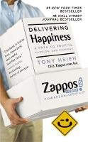 Tony Hsieh - Delivering Happiness - 9781455508907 - V9781455508907