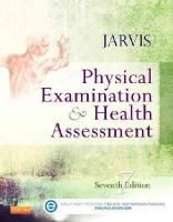 Jarvis PhD  APN  CNP, Carolyn - Physical Examination and Health Assessment, 7e - 9781455728107 - V9781455728107