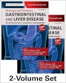 Feldman MD, Mark, Friedman MD, Lawrence S., Brandt MD, Lawrence J. - Sleisenger and Fordtran's Gastrointestinal and Liver Disease- 2 Volume Set: Pathophysiology, Diagnosis, Management, 10e (Gastrointestinal & Liver Disease (Sleisinger/Fordtran)) - 9781455746927 - V9781455746927