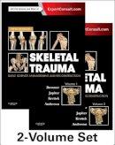 Browner MD  MHCM  FACS, Bruce D., Jupiter MD, Jesse B., Krettek MD  FRACS  FRCSEd, Christian, Anderson MD, Paul A - Skeletal Trauma: Basic Science, Management, and Reconstruction, 2-Volume Set, 5e (Browner, Skeletal Trauma) - 9781455776283 - V9781455776283