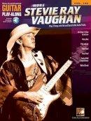 Vaughan, Stevie Ray - Guitar Play Along - 9781458405494 - V9781458405494