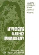 . Ed(s): Sehon, Alec; HayGlass, Kent T.; Kraft, Dietrich - New Horizons in Allergy Immunotherapy - 9781461376842 - V9781461376842