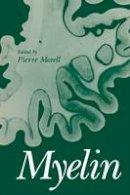 - Myelin (Advances in Neurochemistry) - 9781461575160 - V9781461575160