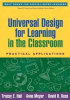 - Universal Design for Learning in the Classroom - 9781462506316 - V9781462506316