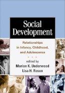 - Social Development - 9781462513536 - V9781462513536