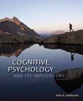 Anderson, John R. - Cognitive Psychology and Its Implications - 9781464148910 - V9781464148910