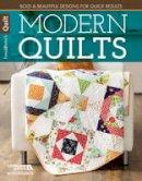Fons, Marianne, Porter, Liz - Modern Quilts - 9781464716058 - V9781464716058
