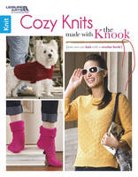 Leisure Arts - Cozy Knits Made with the Knook   Knitting   Leisure Arts (6884) - 9781464756641 - V9781464756641