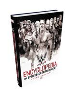Pantaleo, Steve, Sullivan, Kevin, Keith Elliot Greenberg - WWE Encyclopedia Of Sports Entertainment - 9781465453136 - V9781465453136