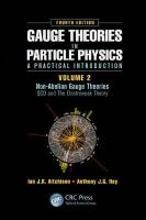 Aitchison, Ian J.R.; Hey, Anthony J.G. - Gauge Theories in Particle Physics - 9781466513075 - V9781466513075