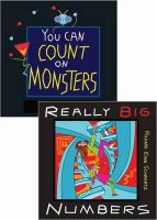 Schwartz, Richard Evan - Really Big Numbers and You Can Count on Monsters - 9781470422943 - V9781470422943
