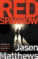 Matthews, Jason - Red Sparrow - 9781471112607 - V9781471112607