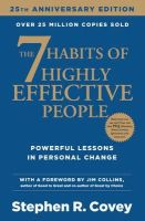 Covey, Stephen R. - The 7 Habits of Highly Effective People - 9781471129391 - V9781471129391