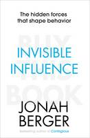 Berger, Jonah - Invisible Influence - 9781471148040 - V9781471148040