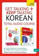 Vernon, Robert, Kwak, Kyung-Il - Get Talking/Keep Talking Korean - 9781471801273 - V9781471801273