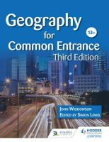 Widdowson, John - Geography for Common Entrance - 9781471808111 - V9781471808111