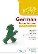 Kent, Helen, Linton, Birgit, Searle, Janet, Jones, Marian - Cambridge IGCSE(R) and International Certificate German Foreign Language Teacher Resource - 9781471833076 - V9781471833076
