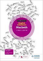 Adair, Paula - WJEC Eduqas GCSE English Literature Set Text Teacher Guide: Macbeth - 9781471833168 - V9781471833168