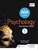 Lawton, Jean-Marc, Willard, Eleanor, Willerton, Julia - AQA A-Level Psychology Book 1 - 9781471834882 - V9781471834882