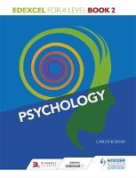Brain, Christine - Edexcel Psychology for A Level: Book 2 - 9781471835452 - V9781471835452