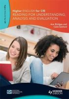 Bridges, Ann, Eckford, Colin - Higher English for CfE: Reading for Understanding, Analysis and Evaluation - 9781471838064 - V9781471838064