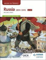 Lynch, Michael - Access to History: Russia 1894-1941 - 9781471838316 - V9781471838316