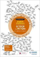 Listed, No Author - WJEC Eduqas GCSE English Literature Set Text Teacher Guide: Dr Jekyll and Mr Hyde - 9781471839672 - V9781471839672