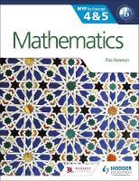 Bateson, Rita - Mathematics for the IB MYP 4 & 5 (MYP by Concept) - 9781471841521 - V9781471841521