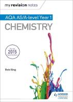 King, Rob - AQA as Chemistry (My Revision Notes) - 9781471842054 - V9781471842054