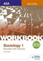 Wyllie, Hollie - AQA Sociology for A Level Workbook 1: Education with Methods - 9781471845345 - V9781471845345