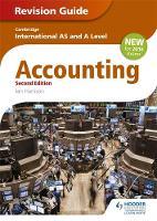 Hillman, Michael; Harrison, Ian - Cambridge International AS/A Level Accounting Revision Guide - 9781471847677 - V9781471847677