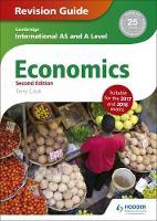 Cook, Terry L. - Cambridge International as/A Level Economics Revision Guide - 9781471847738 - V9781471847738