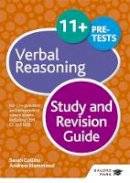 Hammond, Andrew - 11+ Verbal Reasoning Study and Revision Guide - 9781471849244 - V9781471849244