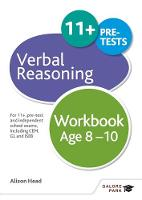 Head, Alison - Verbal Reasoning Workbook Age 8-10 - 9781471849312 - V9781471849312