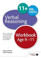 Pearse, Chris; Head, Alison - Verbal Reasoning Workbook Age 9-11 - 9781471849329 - V9781471849329