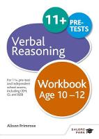 Primrose, Alison - Verbal Reasoning Workbook Age 10-12 - 9781471849336 - V9781471849336