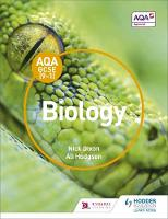 Dixon, Nick, Hodgson, Alison - AQA GCSE (9-1) Biology Student Book - 9781471851339 - V9781471851339