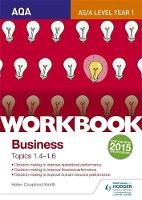 Coupland-Smith, Helen - AQA A-Level Business Workbook 2 - 9781471857928 - V9781471857928