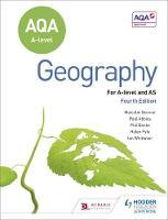 Whittaker, Ian G., Abbiss, Paul, Fyfe, Helen, Banks, Philip, Skinner, Malcolm - AQA A-Level Geography - 9781471858697 - V9781471858697