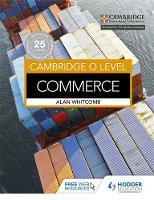 Whitcomb, Alan - Cambridge O Level Commerce - 9781471859656 - V9781471859656