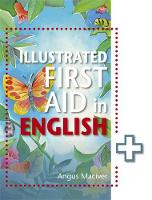 Maciver, Angus - The Illustrated First Aid in English - 9781471859984 - V9781471859984