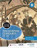 Riley, Michael, Byrom, Jamie, Fordham, Michael - OCR GCSE History SHP: The Norman Conquest 1065-1087 (OCR SHP GCSE) - 9781471860867 - V9781471860867