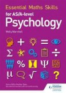 Marshall, Molly - Essential Maths Skills for as/A Level Psychology - 9781471863530 - V9781471863530