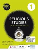 Campbell, Hugh, Wilcockson, Michael, Wilkinson, Michael - OCR Religious Studies a Level Year 1 and AS - 9781471866692 - V9781471866692